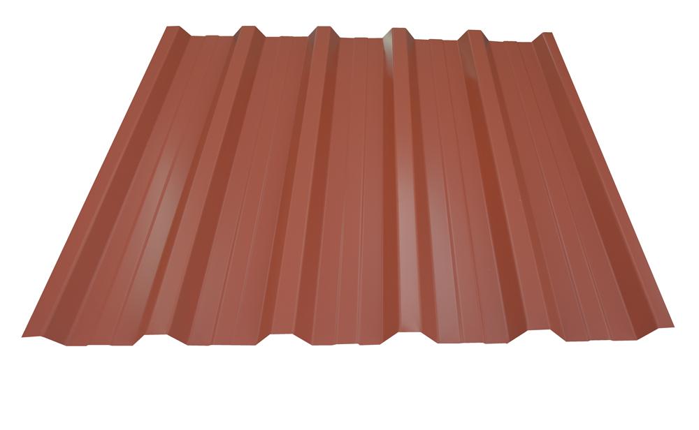 dachbleche und lichtplatten trapezbleche h heres profil. Black Bedroom Furniture Sets. Home Design Ideas