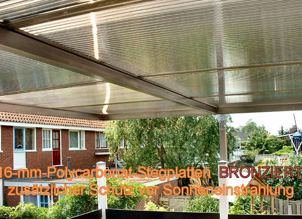 Stegplatten Ideal Fur Terrassen Oder Balkondacher Hpm Shop