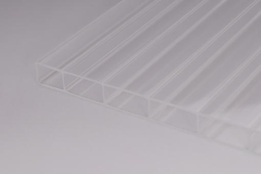 Stegplatten Acrylglas  16mm klar 16/32