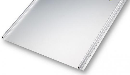Dachblechpaneel 0.5/310mm-Stehfalz Poly