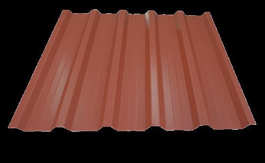 Trapezblech VLIES 21 Farben HOHES Profil 35/0.5-SoPreis