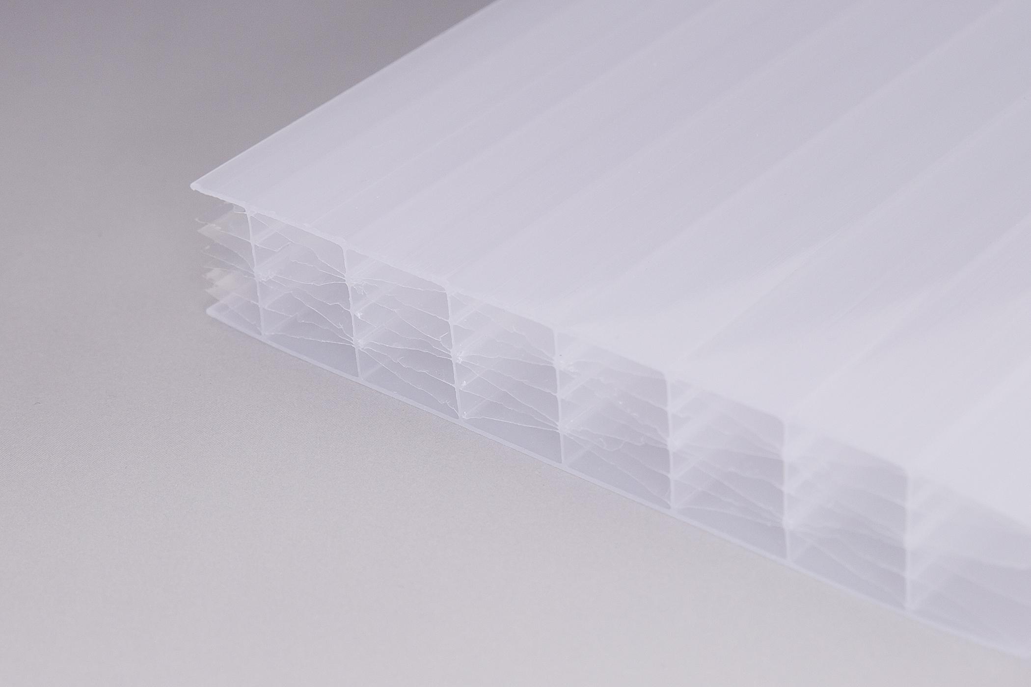 Stegplatte Funffachsteg 25mm Markenprodukt Makrolon Die